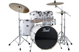 Pearl Export drum set rental at Chops Percussion