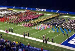 ISSMA State Marching Finals