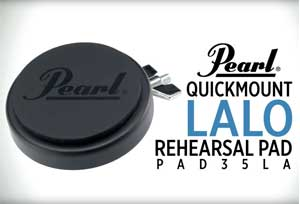 Lalo Rehearsal Pad Special